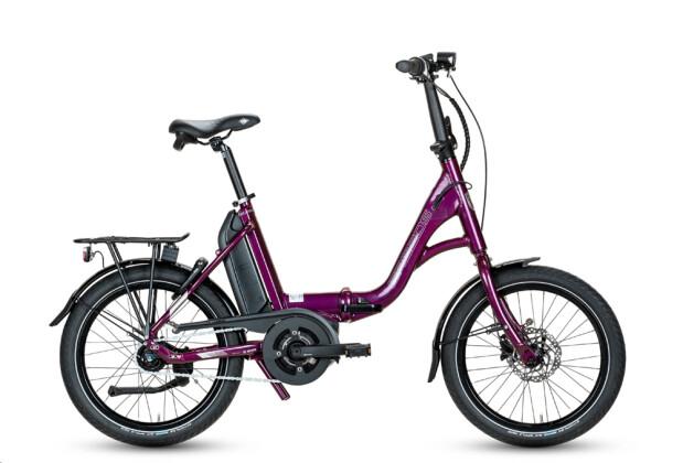 E-Bike Grecos Eli Fold 7.0 cherry 2020