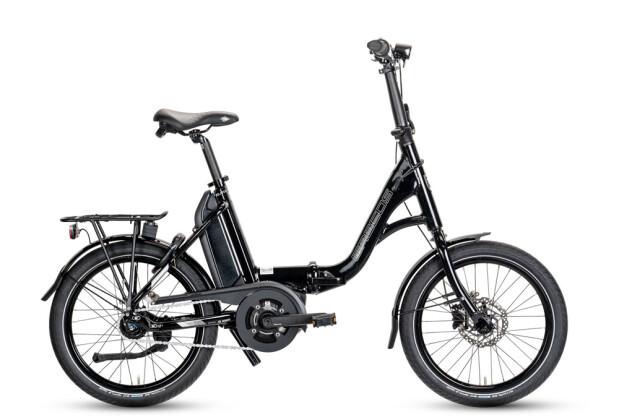 E-Bike Grecos Eli Fold 7.0 schwarz 2020