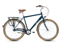 Citybike Grecos Manhattan blau