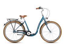 Citybike Grecos Venedig blau