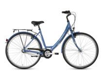 Citybike Grecos Nizza Mono blau