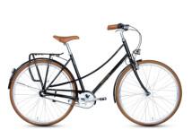 Citybike Grecos Ida schwarz