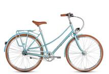 Citybike Grecos Ida blau