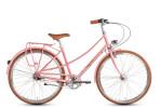 Citybike Grecos Ida pink