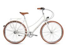 Citybike Grecos Ida weiss