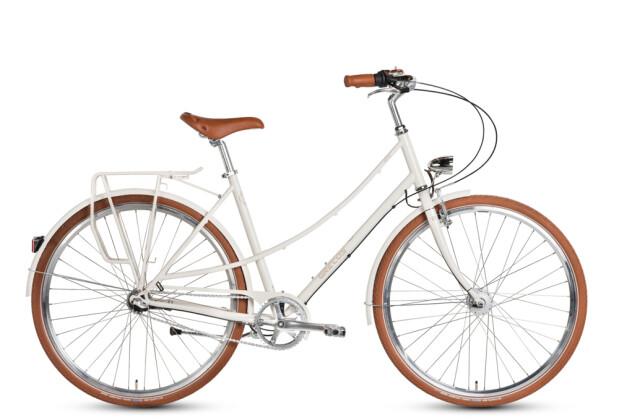 Citybike Grecos Ida weiss 2020