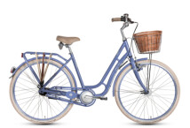 Citybike Grecos Clara blau