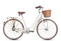 Citybike Grecos Clara weiss / braun