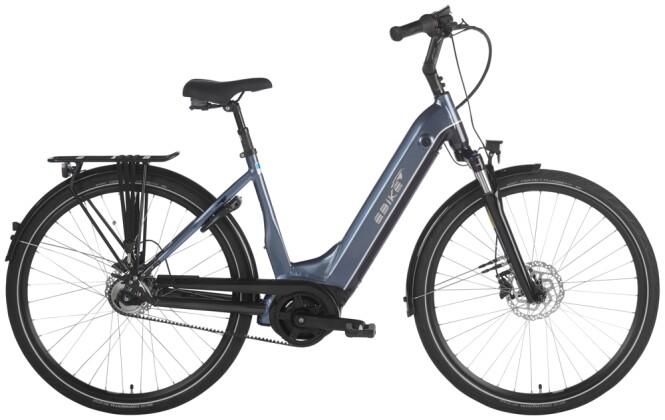 E-Bike ADVANCED EBIKE C004 + Comfort Intube Venice Boulevard 2020