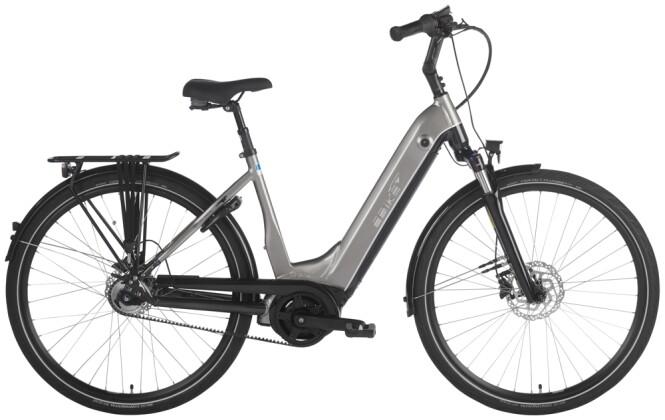 E-Bike ADVANCED EBIKE C004 + Comfort Intube Hollywood Boulevard 2020