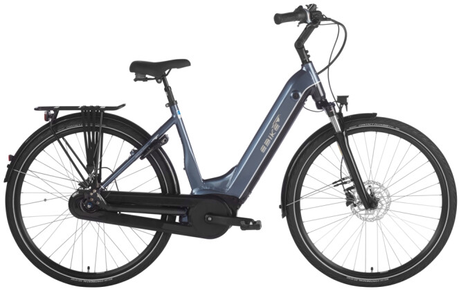 E-Bike EBIKE C005 Comfort Intube Venice Boulevard 2020