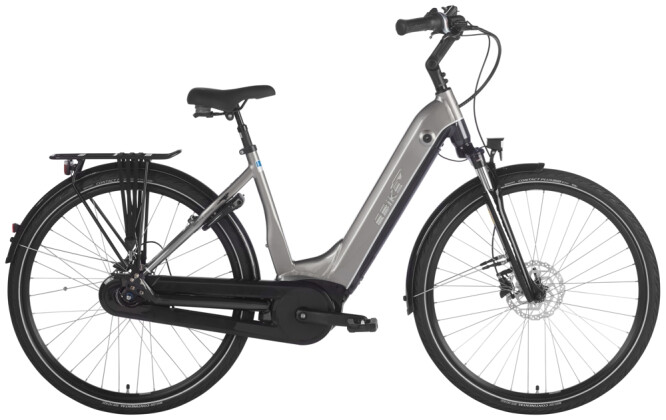 E-Bike EBIKE.Das Original C004 Comfort Intube Hollywood Boulevard 2020
