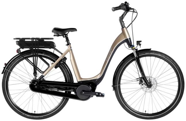 E-Bike EBIKE.Das Original C010 Comfort Classic Champagne 2020