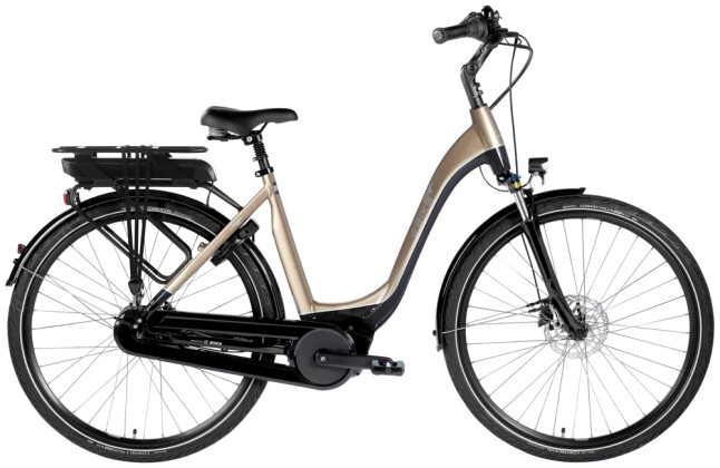 E-Bike EBIKE.Das Original C009 RT Comfort Classic Champagne 2020