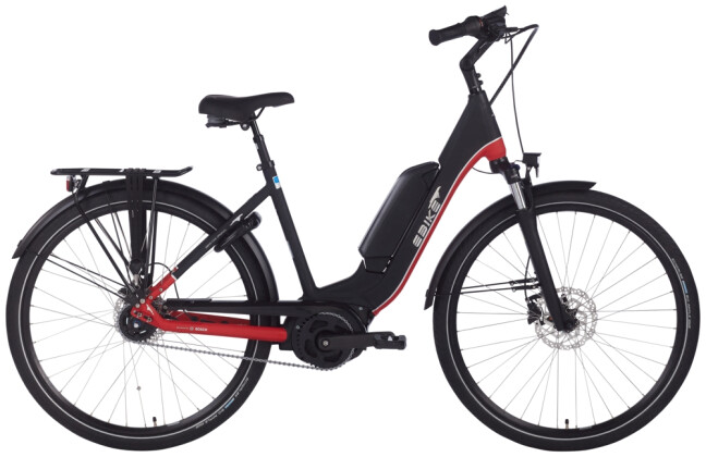 E-Bike EBIKE.Das Original C002 Comfort Advanced San Francisco 2020