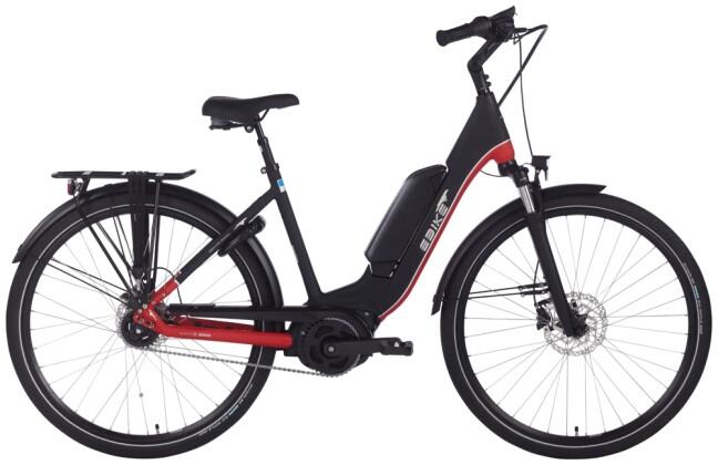 E-Bike EBIKE C002 + Comfort Advanced San Francisco 2020
