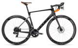 Race Cube Agree C:62 SLT carbon´n´orange