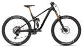 Mountainbike Cube Stereo 170 SL 29 black anodized