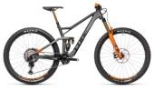Mountainbike Cube Stereo 150 C:68 TM 29 flashgrey´n´orange