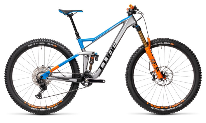 Mountainbike Cube Stereo 150 C:62 SL 29 actionteam 2021