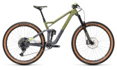 Mountainbike Cube Stereo 150 C:62 Race 29 olive´n´grey