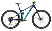 Mountainbike Cube Stereo 120 Pro 29 blueberry´n´green