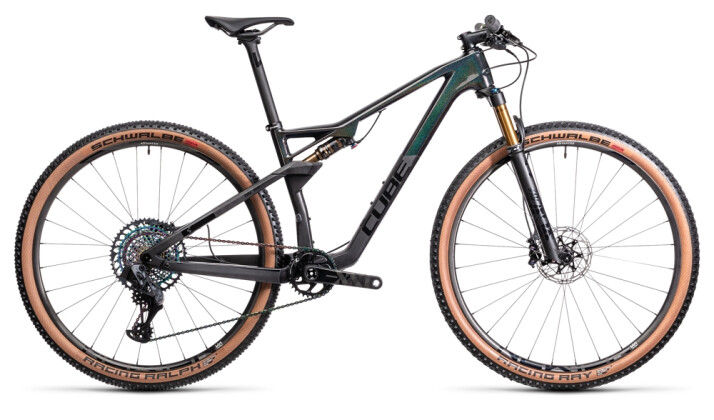 Mountainbike Cube AMS 100 C:68 SLT 29 carbon´n´prizmblack 2021