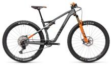 Mountainbike Cube AMS 100 C:68 TM 29 flashgrey´n´orange