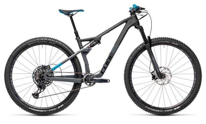 Mountainbike Cube AMS 100 C:68 Race 29 carbon´n´blue 2021