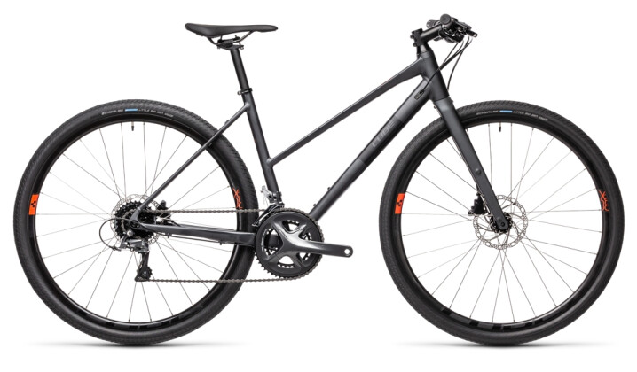 Urban-Bike Cube SL Road iridium´n´black 2021