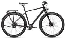 Trekkingbike Cube Travel Pro black´n´teak