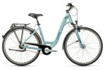 Citybike Cube Town Pro blue´n´grey