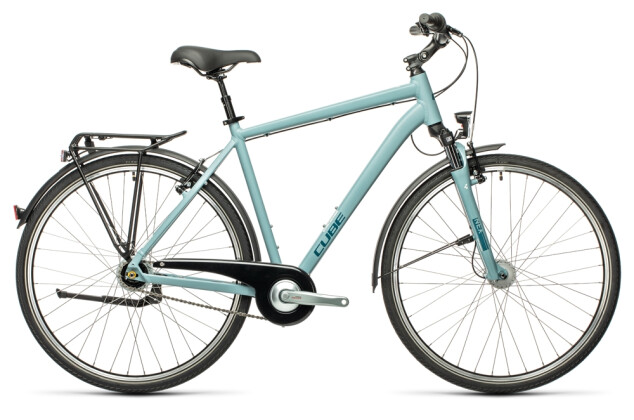 Citybike Cube Town Pro blue´n´grey 2021