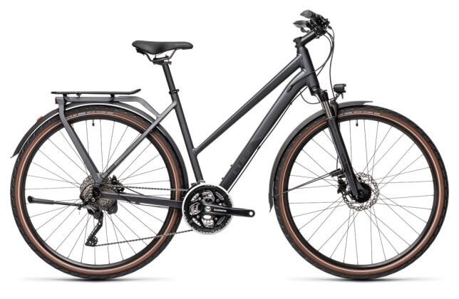 Trekkingbike Cube Kathmandu Pro iridium´n´black 2021