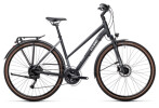 Trekkingbike Cube Touring EXC iridium´n´white