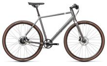 Urban-Bike Cube Editor grey´n´silver