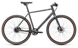 Urban-Bike Cube Hyde Race iridium´n´black