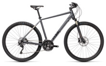 Crossbike Cube Nature SL iridium´n´teak