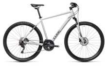 Crossbike Cube Nature Pro grey´n´iridium