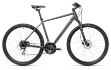 Crossbike Cube Nature iridium´n´black
