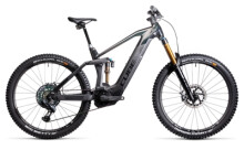 e-Mountainbike Cube Stereo Hybrid 160 C:62 SLT 625 27.5 Kiox
