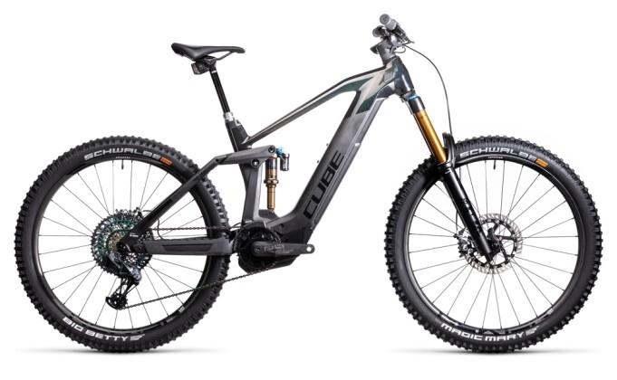 e-Mountainbike Cube Stereo Hybrid 160 C:62 SLT 625 27.5 Kiox 2021