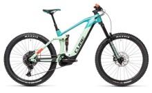 e-Mountainbike Cube Stereo Hybrid 160 HPC SL 625 27.5 pacific´n´red