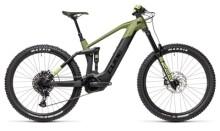 e-Mountainbike Cube Stereo Hybrid 160 HPC SL 625 27.5 olive´n´black