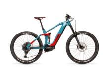 e-Mountainbike Cube Stereo Hybrid 160 HPC Race 625 27.5 blue´n´red