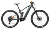 e-Mountainbike Cube Stereo Hybrid 140 HPC TM 625 flashgrey´n´orange