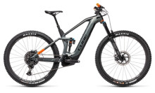 e-Mountainbike Cube Stereo Hybrid 140 HPC TM 625 flashgrey´n´orange