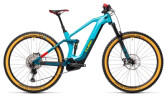 e-Mountainbike Cube Stereo Hybrid 140 HPC SL 625 petrol´n´peach