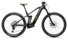 e-Mountainbike Cube Stereo Hybrid 140 HPC SL 625 iridium´n´green