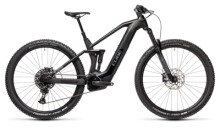 e-Mountainbike Cube Stereo Hybrid 140 HPC Race 625 black´n´grey